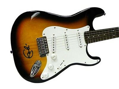 Eric Clapton Autographed Facsimile Signed X Guitar Inchslowhand Inch