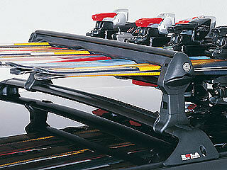 ROLA ROOF RACK LOCKING SKI ARMS 4 PAIR LA4 BRAND NEW ONLY  $169 12 Mnths WRNTY