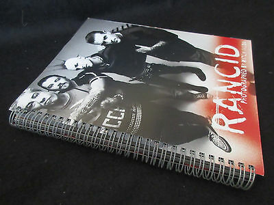 Rancid Indestructible Photographed by Mitch Ikeda Japan Photo Book in 2004