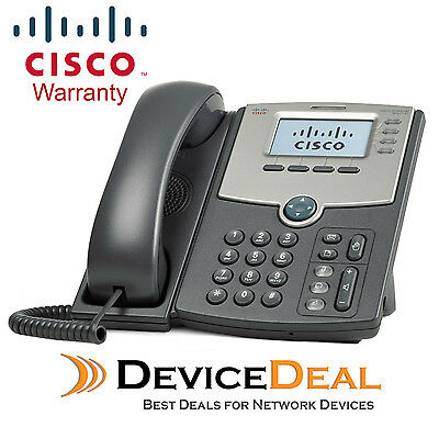 Cisco SPA514G 4 Line Gigabit IP Phone