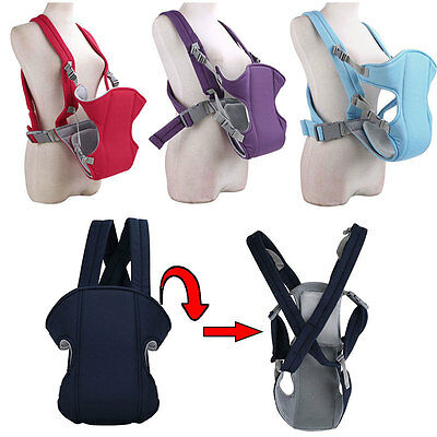 Baby Carrier Front Pack Sling Infant Newborn Kid Carrier harness Wrap Backpack