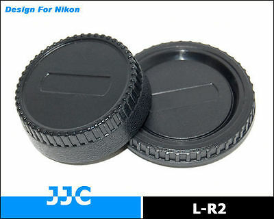 Rear Lens Cap & Body Cap for NIKON D3000 D3100 D5000 D5100 D7000 D90 D60 18-55MM