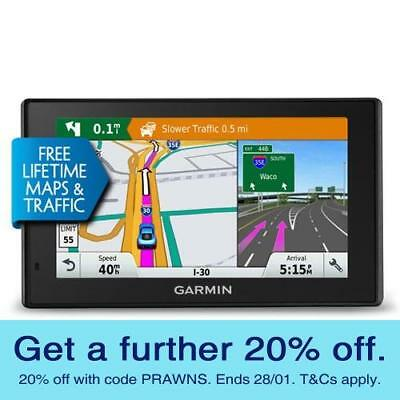 "Garmin DriveSmart 50LMT 5"" GPS with GEN GARMIN WARRANTY!"