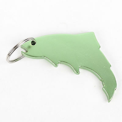 Trout Bottle Opener, Novelty Fishing Gift Tools, Keychain