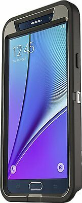 OtterBox Defender Series Case for Samsung Galaxy Note 5 - Black