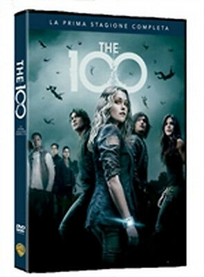 The 100 - Stagione 1 (3 DVD) - ITALIANO ORIGINALE SIGILLATO -
