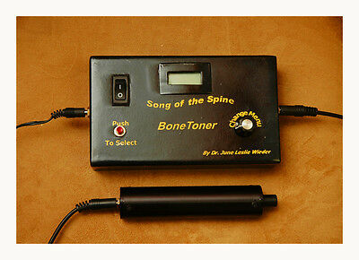 Song of the Spine BoneToner Electronic Tuning Fork