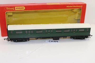 Triang Hornby OO 1:76 R.750 S.R. Brake Composite passenger Coach CH164