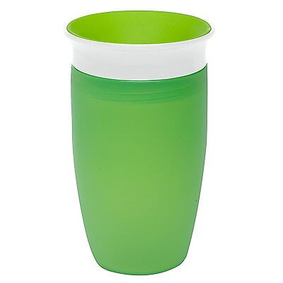 Munchkin Miracle 360 Sippy Cup, 10 Ounce 1-Pack - Green