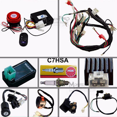 Back To Search Resultsautomobiles & Motorcycles Efficient Wiring Harness Cdi Coil Kill Key Switch 50cc 110cc 125cc Atv Quad Bike Buggy Free Shipping Atv,rv,boat & Other Vehicle