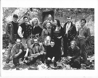 The Commitments 8X10 Original Photo Cc8024