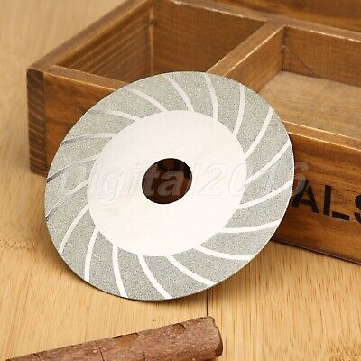 "4"" 100MM Diamond Coated Cutting Disc Angle Grinder Blade Grinding Wheel Tool"