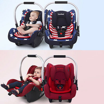 Portable Hand Basket newborn infant Chair for children car baby cradle basket