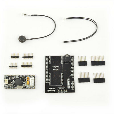EasyVR Shield for Arduino 3.0 (unassembled)