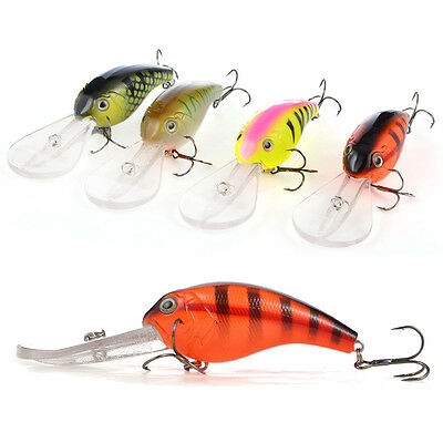 CABO 80mm Drifter - Wabbler Rattling Minnow Fishing Crankbait Hard Lure