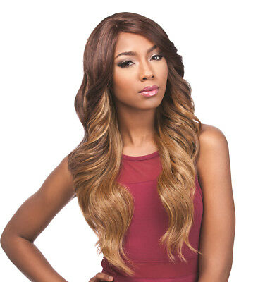 Inna - Sensationnel Synthetic Lace Front Wig Couture Layered Flip Curl