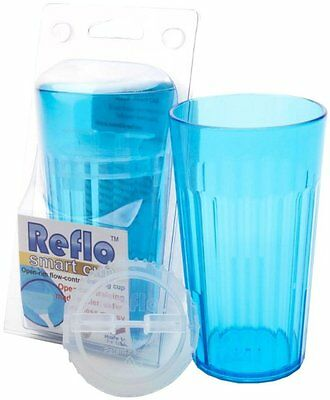 NEW - Reflo Smart Cup - Blue, Pink, Clear, Choose your own Color - FREE SHIPPING