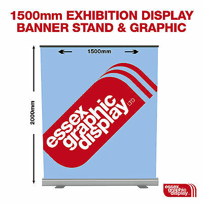 Extra Wide Giant Roller Banner Stand With Graphic Photo Shoot Awards Backdrop