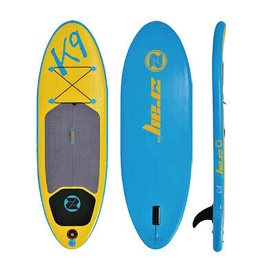 K9 Z-Ray Premium Kids Paddle Board - Paddle Board with Paddle + Accessories