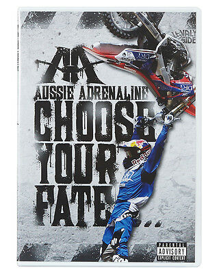 New Garage Entertainment Choose Your Fate Dvd Video Movie Film Multi N/A