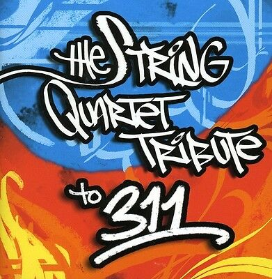 Various Artists - String Quartet Tribute to 311 / Various [New CD]
