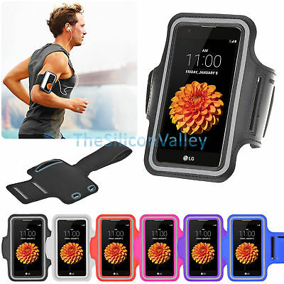 Sports Gym Armband Case Cycling Running Jogging Cover Phone Holder For LG Phone