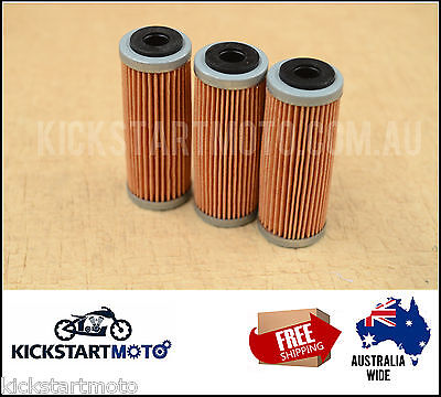 Oil Filters for KTM 450EXC 450SXF 2010 2011 2012 2013 EXC-R 450 2008 2009 SXF