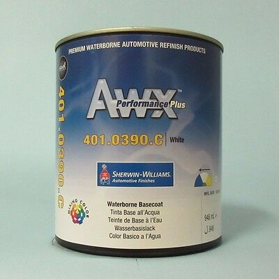 Sherwin Williams AWX waterborne line