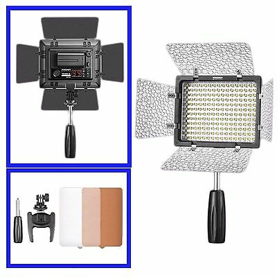 Yongnuo YN160 III 3200K-5500K LED Video Light Lamp for DSLR