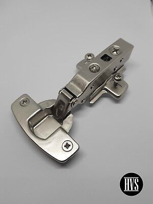 Hettich Soft Closing/Close Kitchen Door Hinges - 110 Degrees - Combined Postage