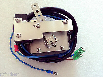 E-Z-Go  EZGO Marathon Throttle Potentiometer w/Micro Switch Pot Box - 1990-1994