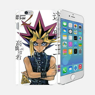 027 YU GI OH - Apple iPhone 4 5 6 Hardshell Back Cover Case