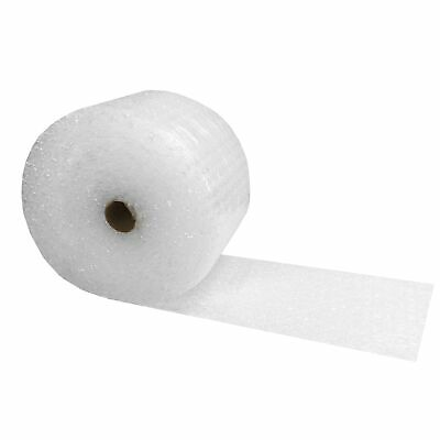 """Bubble Cushioning Wrap 12"""" x 100' ft - Medium Bubbles 5/16"""" Perforated every 12"""""""