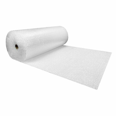 """Bubble Cushioning Wrap 48""""  x 100 ft - Medium Bubbles 5/16"""" Perforated every 12"""""""