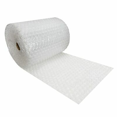 "Bubble Cushioning Wrap 24"" wide x 65' Large Bubbles 1/2"" Size Perf 12"""