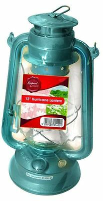 """12"""" Paraffin Hurricane Storm Lantern Parafin Oil Lamp Camping Outdoors"""