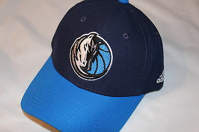 Dallas Mavericks NBA Basketball ADIDAS  Cap Kappe  Neu Klettverschluss