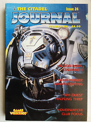the citadel journal issue 24 roleplaying RPG magazine games workshop