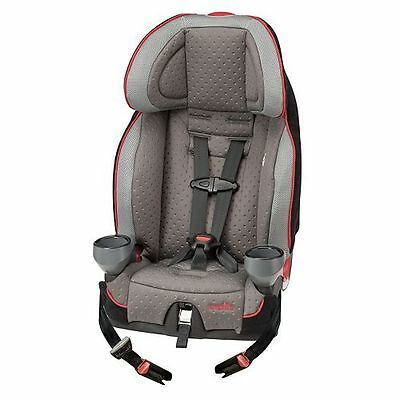 Evenflo Securekid LX Booster Car Seat ~~ Gray ~~ BRAND NEW!!!!