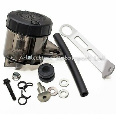 Genuine 19RCS BREMBO Smoke Dark Brake Reservoir Kit for 19RCS Master Cylinder
