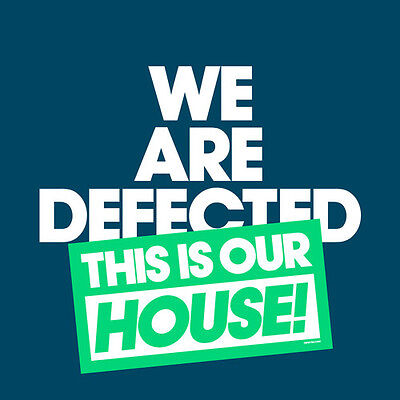 We Are Defected This Is Our House (2016, CD NIEUW)4 DISC SET