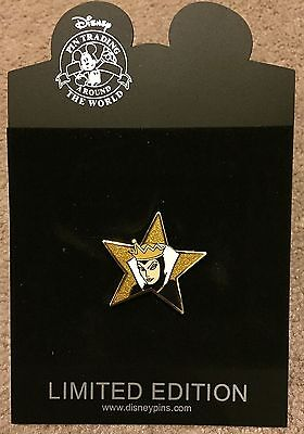 Disney Shopping Hollywood Gold Star Series Evil Queen Snow White LE 1000 Pin NEW