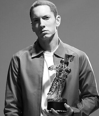 Eminem UNSIGNED photo - B1319 - Rapper, songwriter, record producer & actor