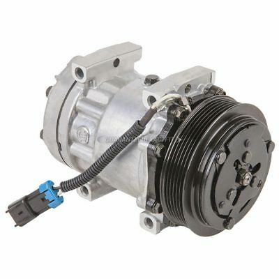 Brand New Premium Quality AC Compressor & A/C Clutch For Freightliner Trucks