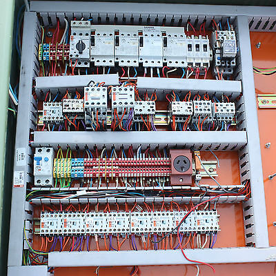 Switch board IP rated Siemens Sprecher+schuh in Cabinet -relays
