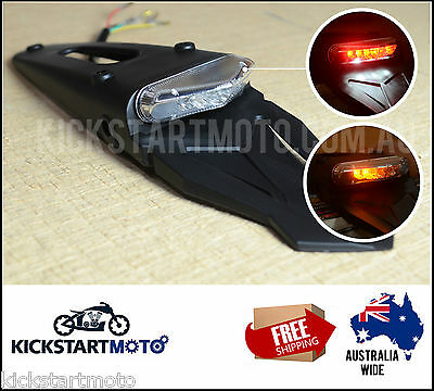 For LED stop tail light KTM EXC200 250 300 400 450 500 520 tailight indicator
