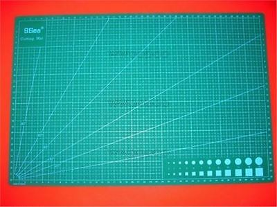 A3 Non Slip Printed Grid Lines Self Healing Cutting Craft Mat O