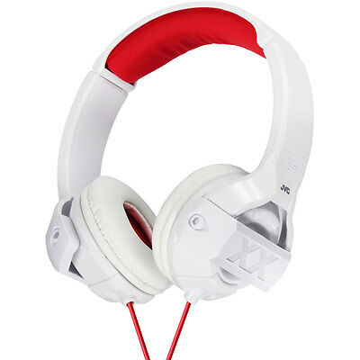 NEW JVC HA-S44XW XTREME XPLOSIVES Headphones with Bass Boost 3.5mm GOLD Jack