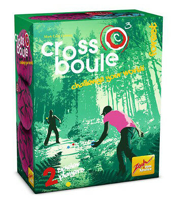 Zoch 05036 - CrossBoule Set Forest