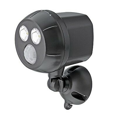 Mr Beams  300-Lumen Weatherproof Wireless Battery Powered LED Ultra Brig...